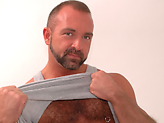 josh west lavender lounge blog shaved heads beards pierced nipples muscular muscled playing dressup changing outfits solo solos jerking wearing wrestling singlets masturbation dicks cocks thick costumes uniforms underwear hairy chest jockstraps props toys fetish