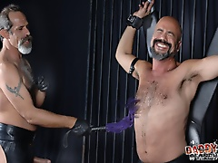 daddy dungeoun fetish blowjob