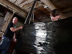 kink twink smooth ball torture water